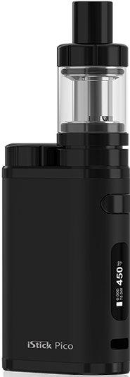 iSmoka-Eleaf iStick Pico TC 75W full Grip Full Black
