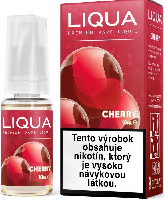 Liquid LIQUA SK Elements Cherry 10ml-12mg (třešeň)