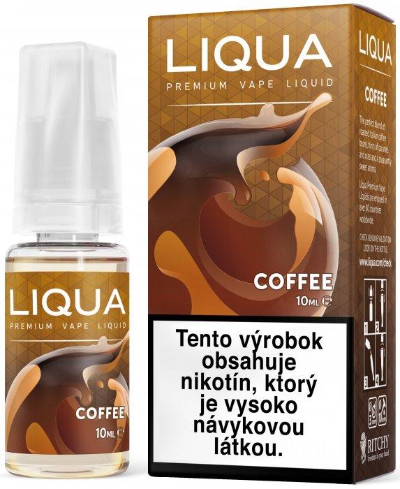 Liquid LIQUA SK Elements Coffee 10ml-12mg (Káva)