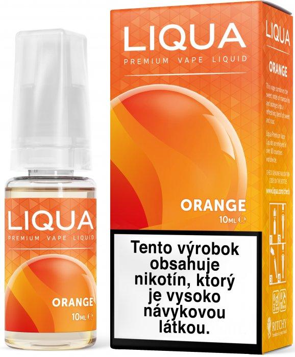 Liquid LIQUA SK Elements Orange 10ml-12mg (Pomeranč)