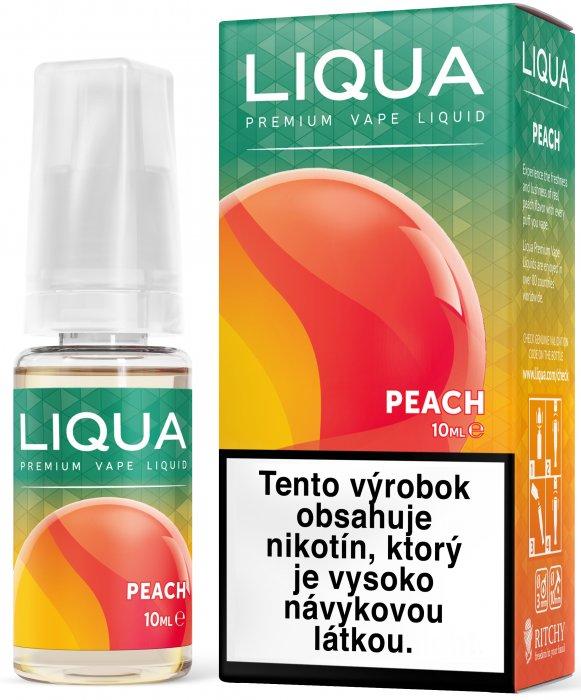 Liquid LIQUA SK Elements Peach 10ml-12mg (Broskev)