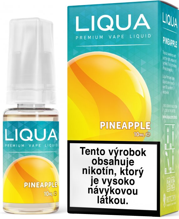 Liquid LIQUA SK Elements Pineapple 10ml-3mg (Ananas)
