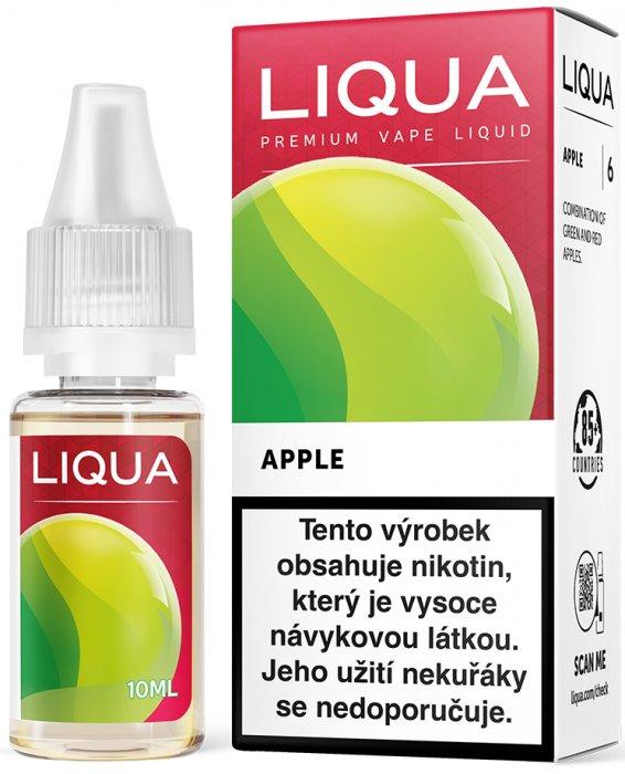 Liquid LIQUA CZ Elements Apple 10ml-3mg (jablko)