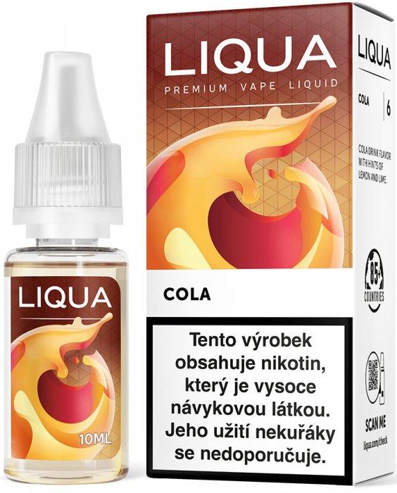 Liquid LIQUA CZ Elements Cola 10ml-3mg (Kola)