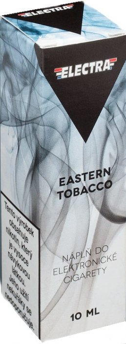 Liquid ELECTRA Eastern Tobacco 10ml - 0mg