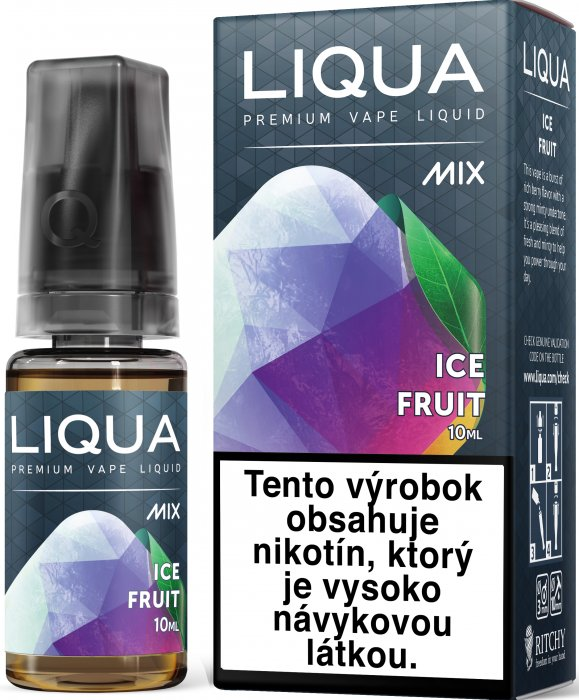 Liquid LIQUA SK MIX Ice Fruit 10ml-3mg