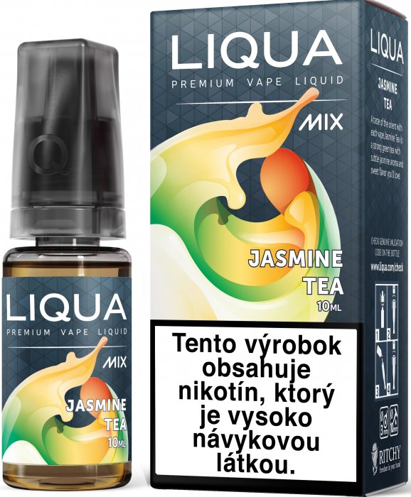 Liquid LIQUA SK MIX Jasmine Tea 10ml-12mg