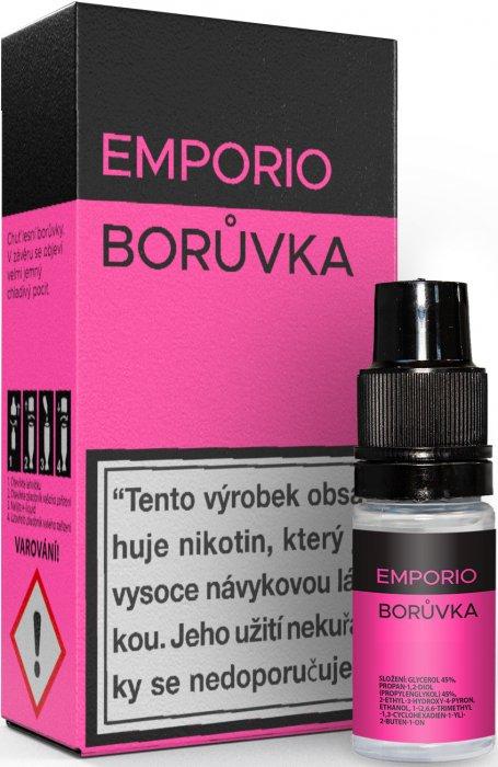 Liquid EMPORIO Blueberry 10ml - 6mg