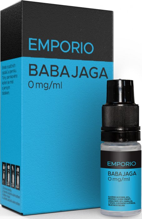 Liquid EMPORIO Baba Jaga 10ml - 0mg