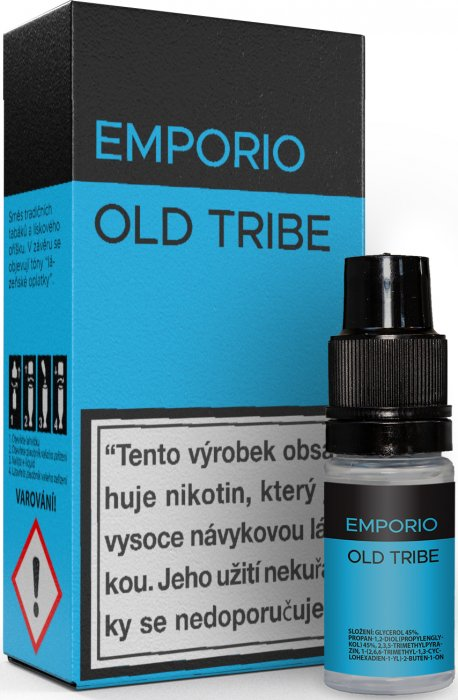 Liquid EMPORIO Old Tribe 10ml - 6mg