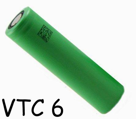 Sony VTC6 baterie typ 18650 3000mAh 20A