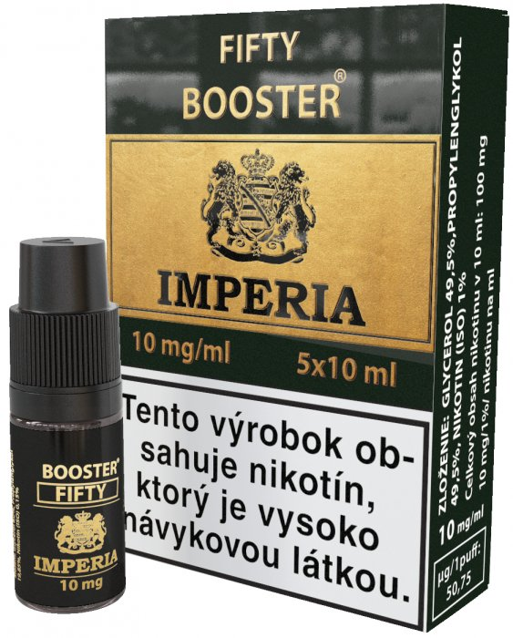 Fifty Booster SK IMPERIA 5x10ml PG50-VG50 10mg