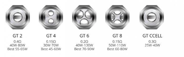 Vaporesso GT2 žhavicí hlava 0,4ohm