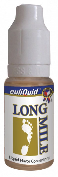 Příchuť EULIQUID Long Mile Tabák 10ml