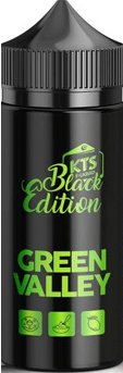 Příchuť KTS Black Edition Shake and Vape 20ml Green Valley