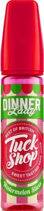 Příchuť Dinner Lady Tuck Shop Shake and Vape 20ml Watermelon Slices