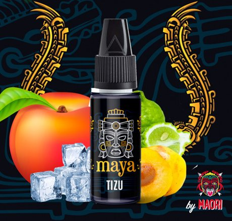Příchuť Full Moon Maya 10ml TIZU