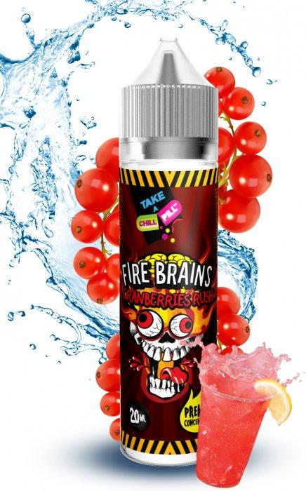 Příchuť Chill Pill Shake and Vape Fire Brains 12ml