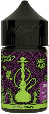 Příchuť Nasty Juice - Shisha S&V 20ml Green Grape