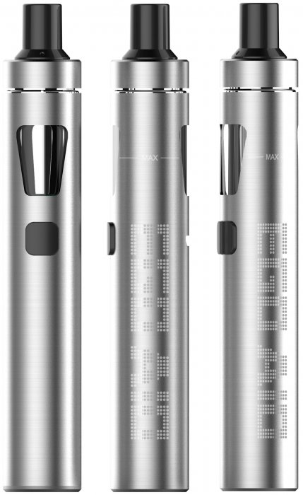 Joyetech eGo AIO ECO Friendly Version elektronická cigareta 1700mAh Silver
