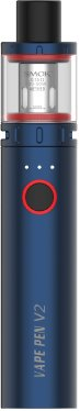 Smoktech Vape Pen V2 elektronická cigareta 1600mAh Blue