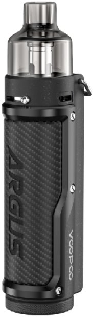 VOOPOO Argus Pro 80W grip 3000mAh Full Kit Carbon Fiber and Black