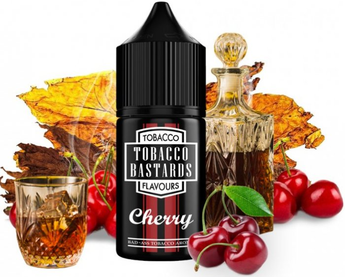 Příchuť Flavormonks 10ml Tobacco Bastards Cherry Tobacco
