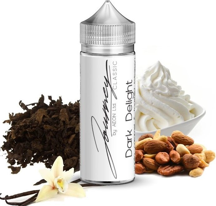 Příchuť AEON Journey Classic Shake and Vape 24ml Dark Delight