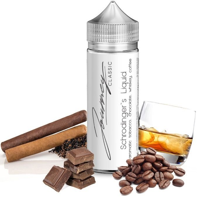 Příchuť AEON Journey Classic Shake and Vape 24ml Schrodinger´s Liquid