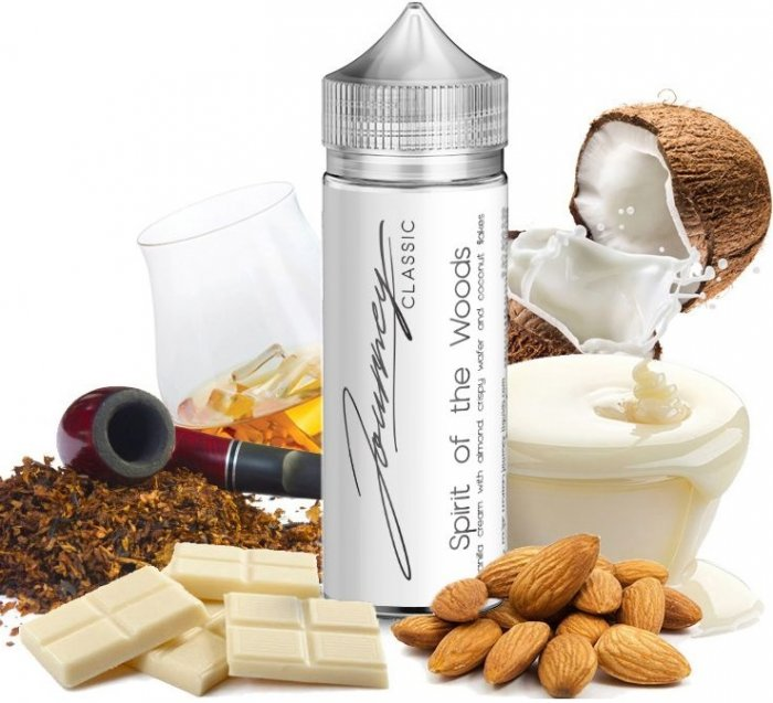 Příchuť AEON Journey Classic Shake and Vape 24ml Spirit of the Woods