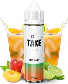 Příchuť ProVape Take Mist Shake and Vape 20ml Peach Mojito