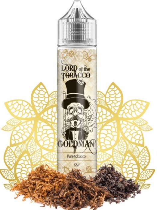 Příchuť Dream Flavor Lord of the Tobacco Shake and Vape 12ml Goldman