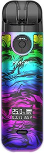 Smoktech NOVO 4 elektronická cigareta 800mAh Fluid 7color