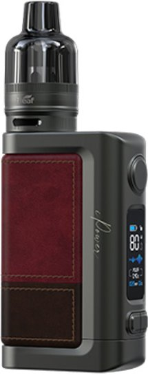 iSmoka-Eleaf iStick Power 2 80W full Kit Grip Red