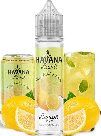Příchuť Havana Lights Shake and Vape 15ml Lemon