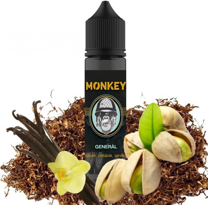 Příchuť MONKEY liquid Shake and Vape Generál 12ml