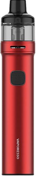 Vaporesso GTX GO 80 Pod elektronická cigareta 3000mAh Red