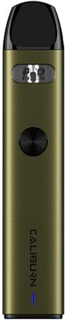 Uwell Caliburn A2 elektronická cigareta 520mAh Green