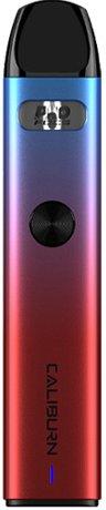 Uwell Caliburn A2 elektronická cigareta 520mAh Irish Purple