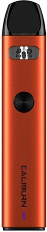 Uwell Caliburn A2 elektronická cigareta 520mAh Orange