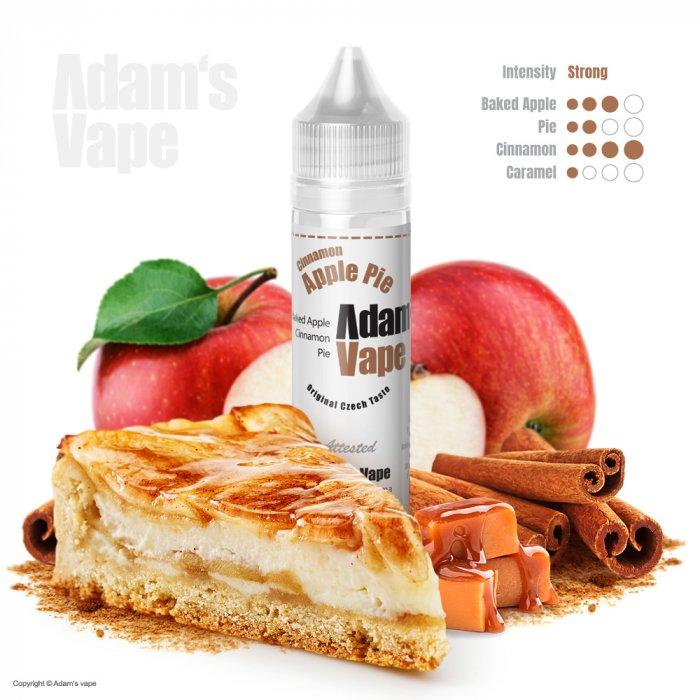 Příchuť Adam´s Vape Shake and Vape 12ml Cinnamon Apple Pie