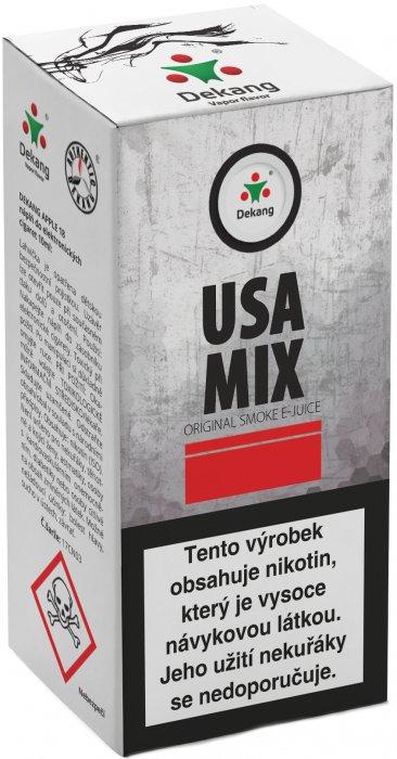 Liquid Dekang USA MIX 10ml - 11mg