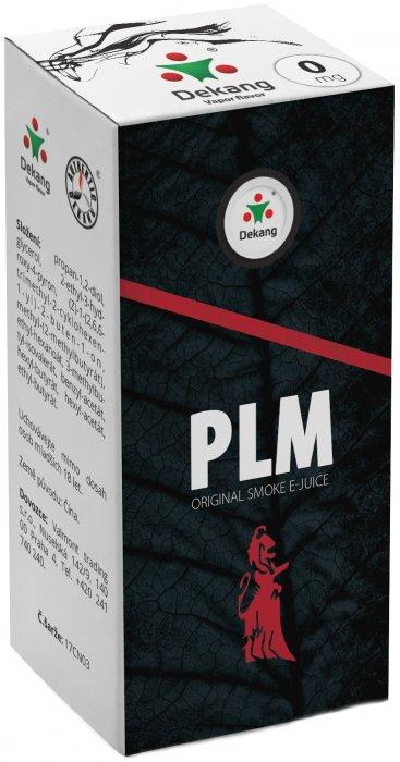 Liquid Dekang PLM 10ml - 0mg