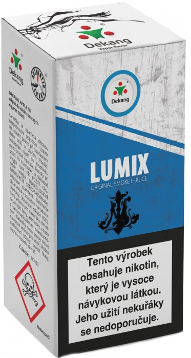 Liquid Dekang LUMIX 10ml - 18mg