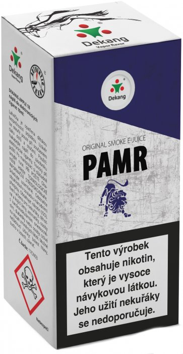 Liquid Dekang PAMR 10ml - 18mg